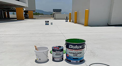Cairns Commercial Floor Coating