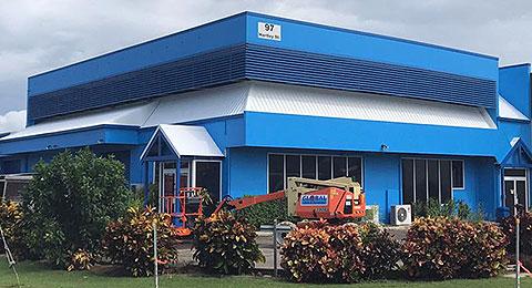 Cairns Big Project Painters